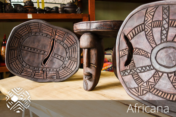 african furniture and decor. Africana, Carved Stools, African Hardwood Furniture And Decor